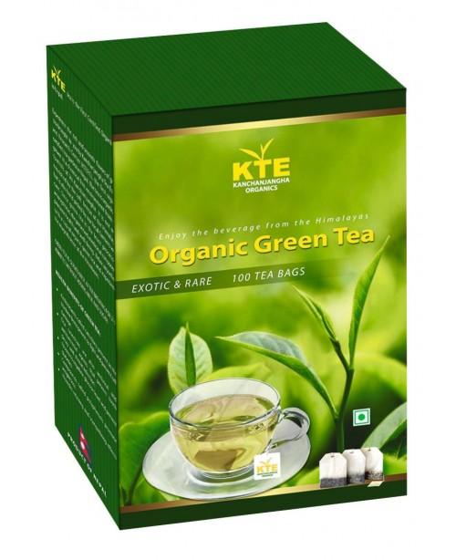 Green Tea 100/1 Teabags