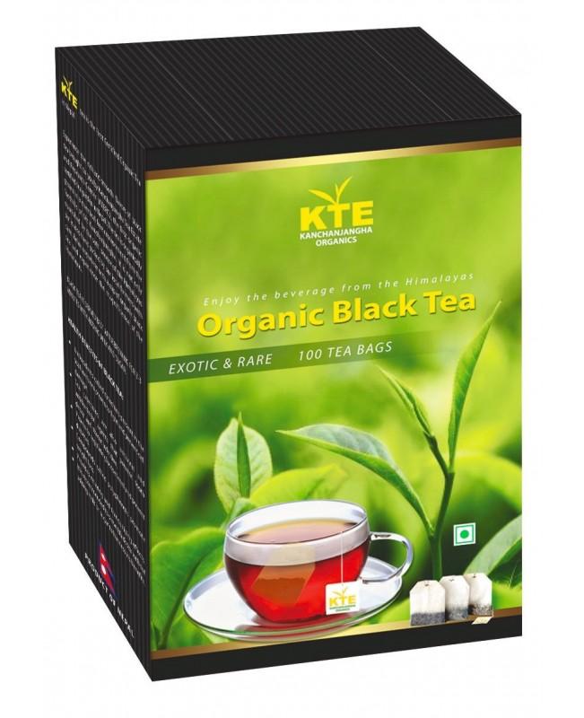 Black  100/1 Teabags
