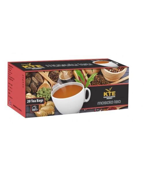 Organic Masala Tea 20/ Teabags