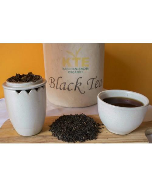 Organic Black Loose Leaf Tea