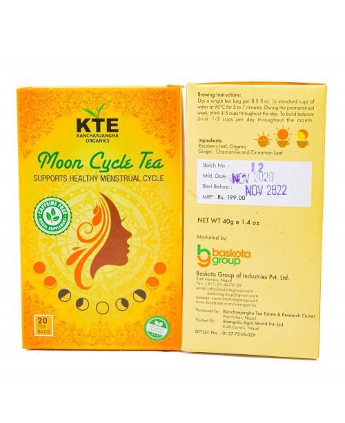 Organic Moon Cycle Tea
